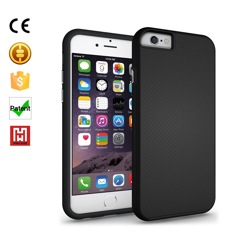 Customized accept unbreakable transformer phone case for i6