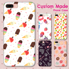 DIY Sublimation Mobile Cover Unique Custom Phone Case for iPhone 6 / 6s / 7 / 7 plus