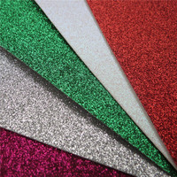 2 years warrantee high shinning color glitter paper product design