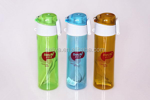 Contemporary hotsell oxygen drinking water bottle