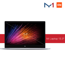 "2017 High Quality 13.3"" Xiaomi Laptop Air Mi Notebook Win 10 Computer 8GB+256GB SSD 1920*1080 Intel Core i5-6200U 2.7GHz"