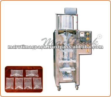 automatic liquid (soy sauce/vinegar/juice/milk/mineral water) pouch filling machine