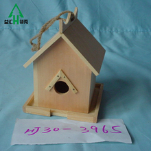 Cooperation Cheap Wooden Bird Feeder And House