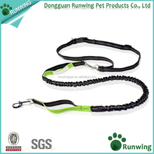 reflective nylon hands free dog leashes for running and hiking