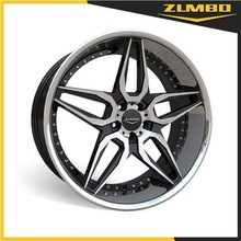 ZUMBO A0076 STAGGERED Car alloy aluminum wheel rim sizes 22 inch alloy wheels China as automobile accessories