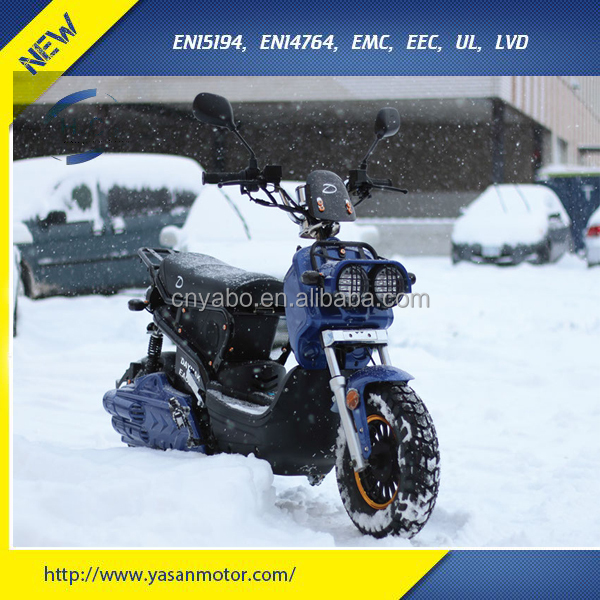 snow electric scooter 2 wheel electric moped scooter motorcycle