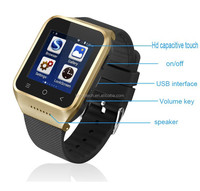 "waterproof android X01 Smart Watch phone 1.54"" screen dual core 4GB wifi Bluetooth smartwatch GPS 3G ZGPAX S8 smartphone"