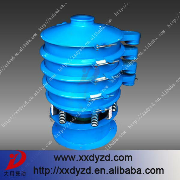 reliable quality good performance sand rotary screen separator