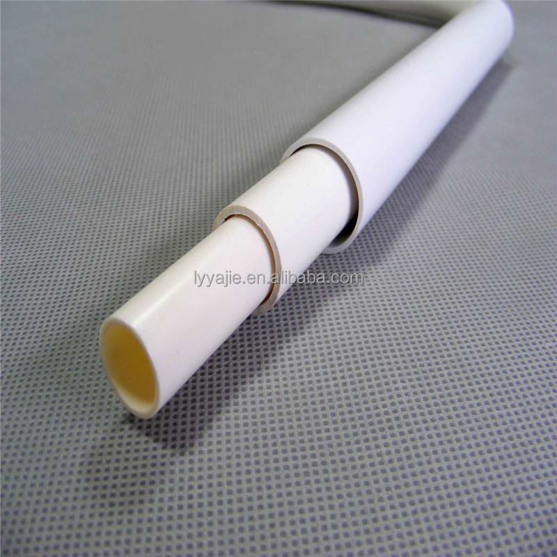 China famous brand schedule 20 pvc water pipe