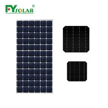 OEM manufacture Photovoltaic solar cells solar panel mono or poly solar panel