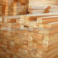 Edge Glued Finger Joint Pine / Poplar Panels for Sale