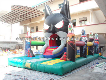 kids inflatable funcity toys with high quality