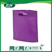 wholesale customized cheap recyclable advertising plastic bag