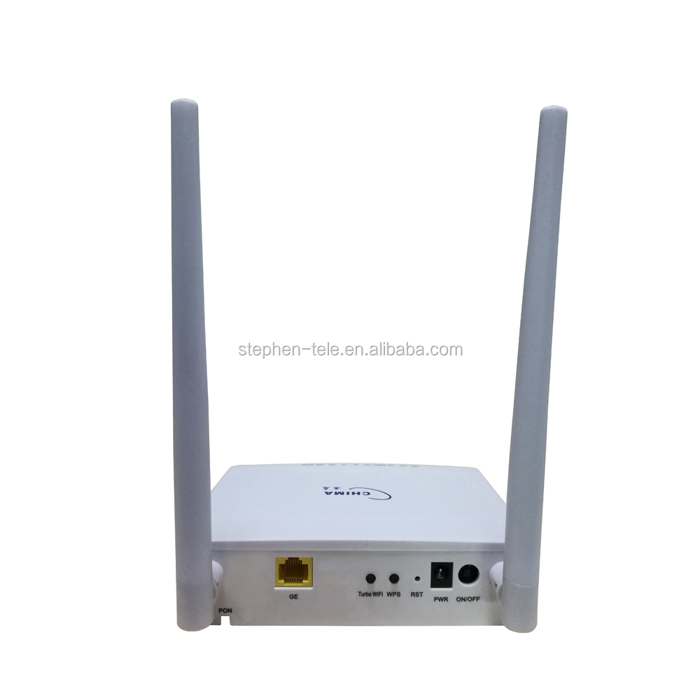 1GE+WIFI CHIMA GEPON OLT equal to HUAWEI Fiberhome and ZTE