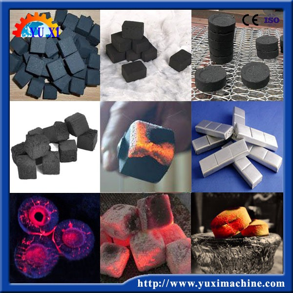 2017 best seller hookah/shisha charcoal briquette making machine