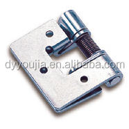 High quality OEM small spring hinge and 180 degree flap hinge