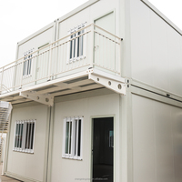 fire resistant prebulit movable modular hotel room