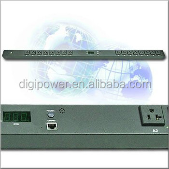 16 ports 32 amp remote power switch 230v web