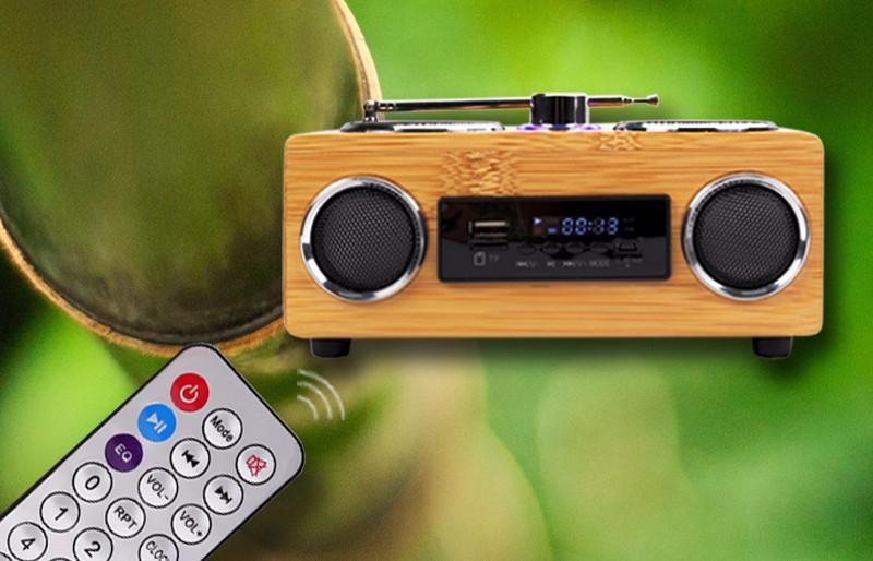 Music on the Bamboo Radio Essay
