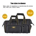 High quality durable tool bags heavy duty