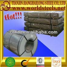Baosteel electro galvanized steel properties
