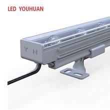 YOUHUAN IP65 Transparent Plastic Cover Led Strip Light