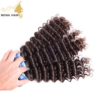 New arrival Popular virgin remy human hair style in us Indian Brazilian deep curly
