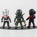 Custom 4 inch plastic action figure toys manufacturers in Shenzhen Guangdong