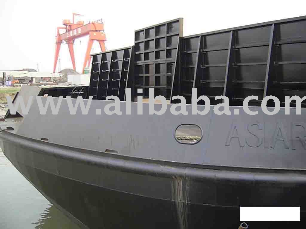 Flat Top Barge | 300Ft 8000-8500 MT DWT |