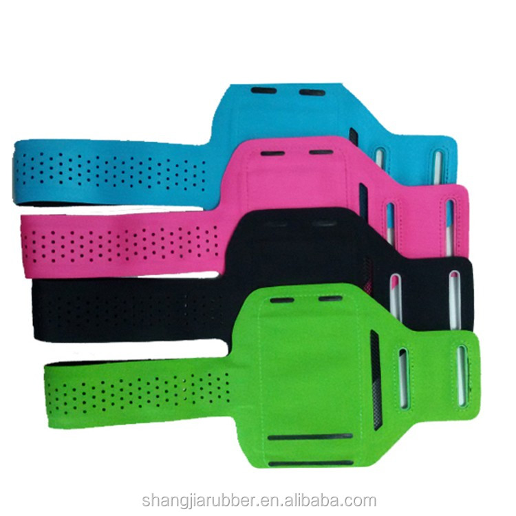 Cheap sport armband bulk buying for iphone China Factory,Waterproof Sport Armband Case Adjustable Running Phone case