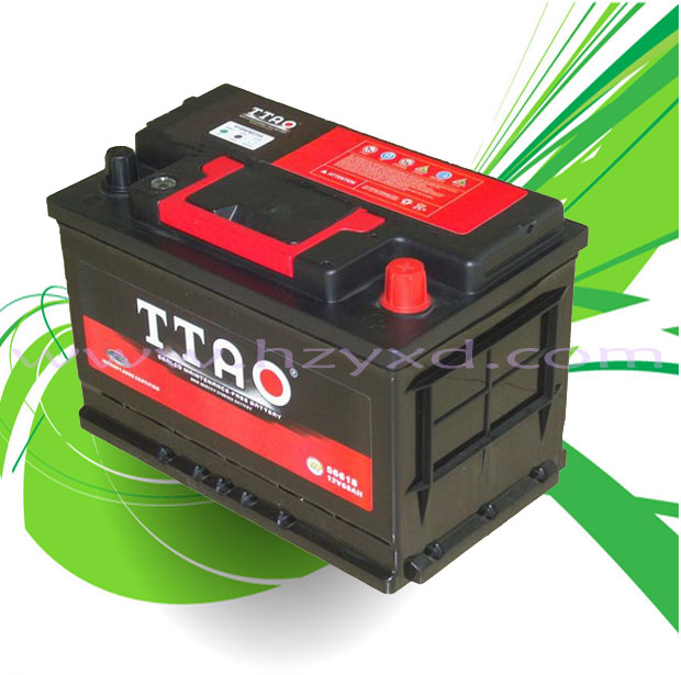 DIN 66 SMF LEAD ACID CAR BATTERY