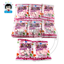 Heart Shape Wholesale Marshmallow Halal Fruity Flavour Marshmallow Candy