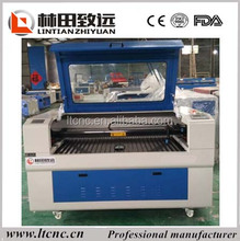 1410 co2 laser cutter machine,cnc leather fabric cotton cloth cutting machine 90W honeycomb table
