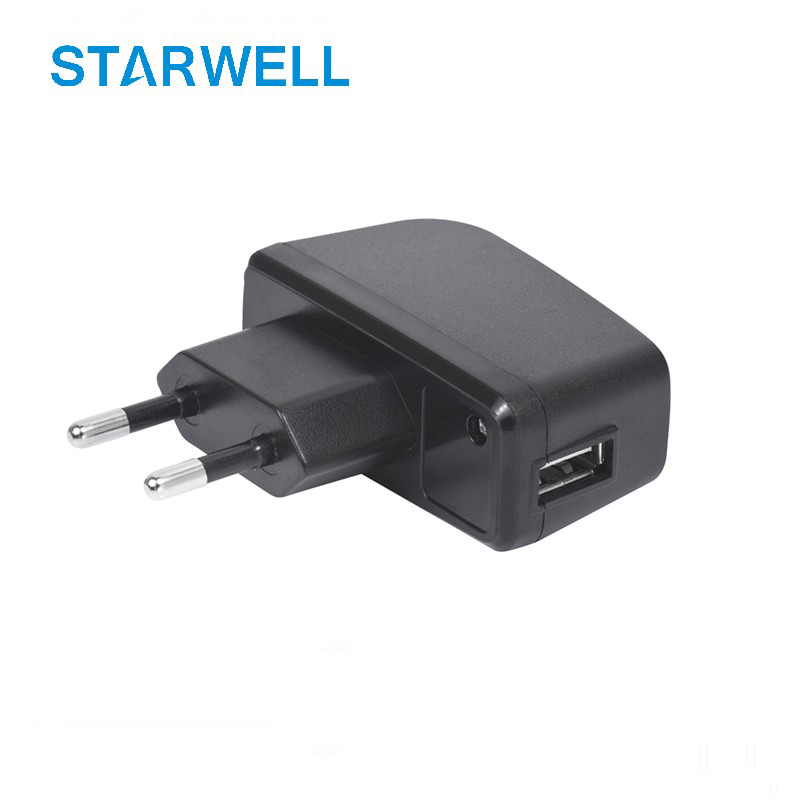 5V1A 5W mobile phone usb power <strong>adapter</strong> with 2 years warranty