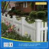 Hot Sale White Color PVC Fence, Private Fence, Picket Fence