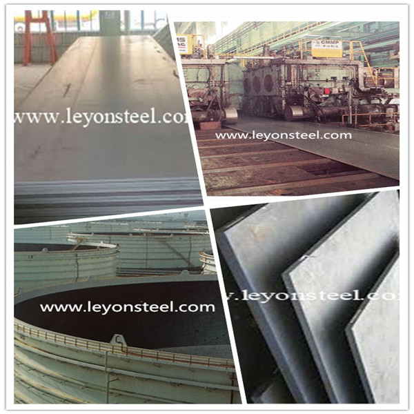 B610E(08MnNiVR) steel plate price for large crude oil tank