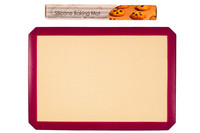420X295mm FDA Approved Safety Non-stick Silicone Baking Mat