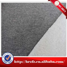 60%cotton,40%polyester CVC french terry fleece fabric