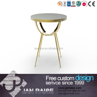 Custom size round shaped coffee table home &coffee shop &bar furniture tea table