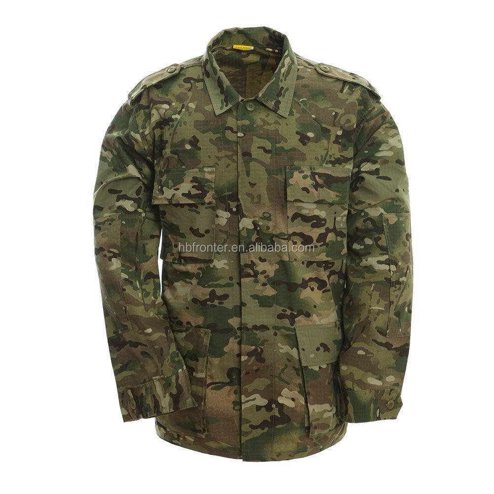 CP multicam camo camouflage military clothes customizable army uniforms