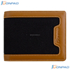 High quality wallet for men with top geniune leather