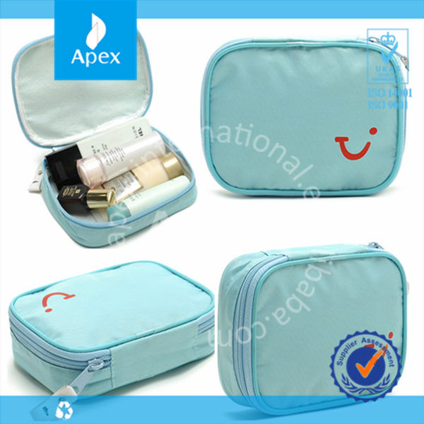 Cute Girl cosmetic travel wash bag