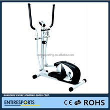 Mini elliptical trainer / magnetic cross trainer