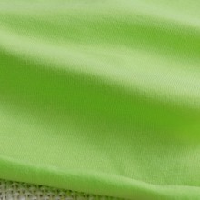 Soft textile knitting long stapled cotton spandex fabric