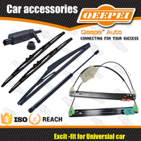 Used auto spare parts, best selling auto parts, wiper blade and arm auto car parts