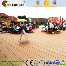 new tech waterproof wood plastic composite wpc decking