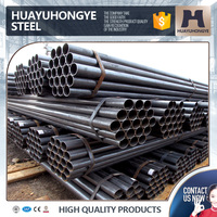 Good quality STK400 welded pipe joint design