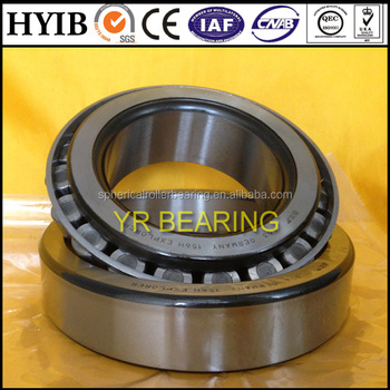 chrome steel inch taper roller bearing F-232032-60 for ford cars