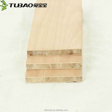 High quality Melamine glue one time hot press lumber railway plywood