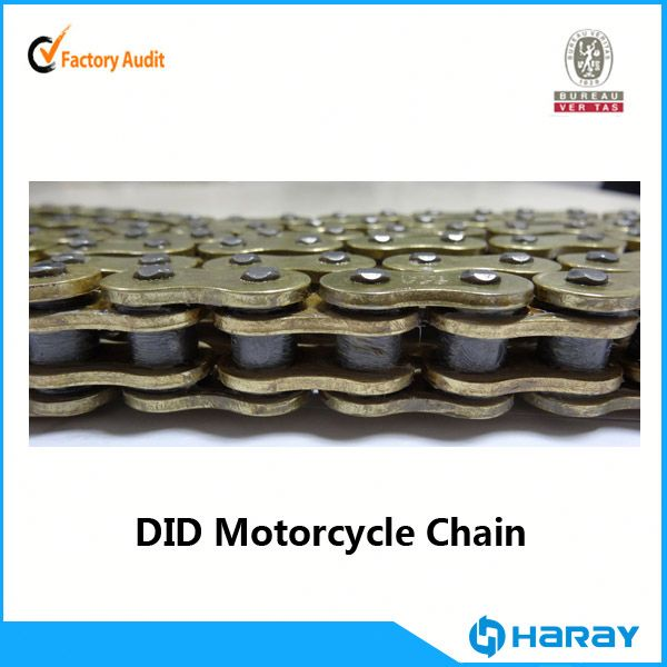Chinese High tensile strength motorcycle XR200 520-108L chain set